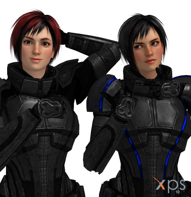 Mass Effect Live Wallpaper: XPS Mass Effect Mila (DLC) By TheLegend831 On DeviantArt