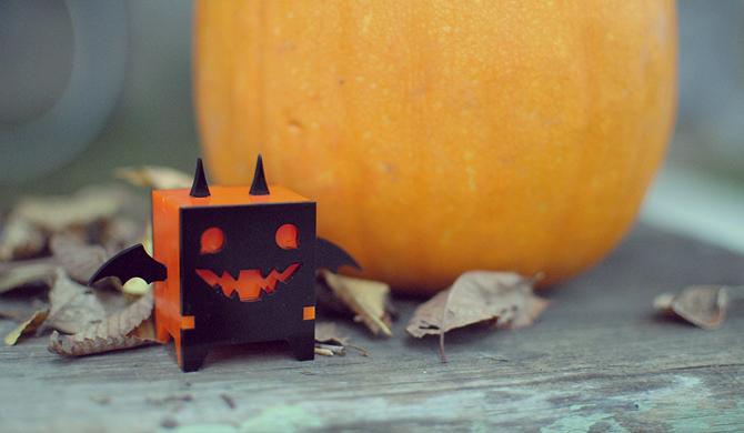Halloween Vambits by Ikaruga