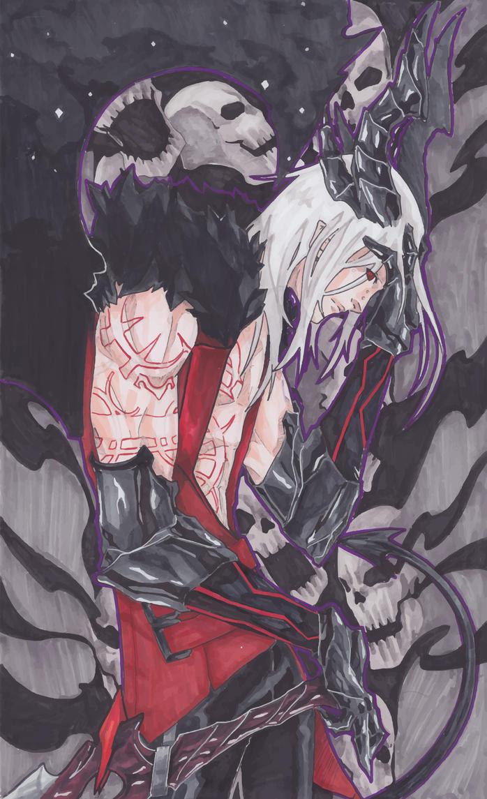 Demon by TyrsEidolon