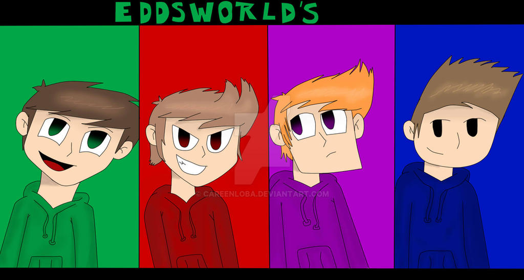 eddsworld by careenloba
