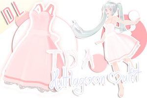 [DL]TDA Hutt lagoon outfit//80 Watch Gift by PeachAliki