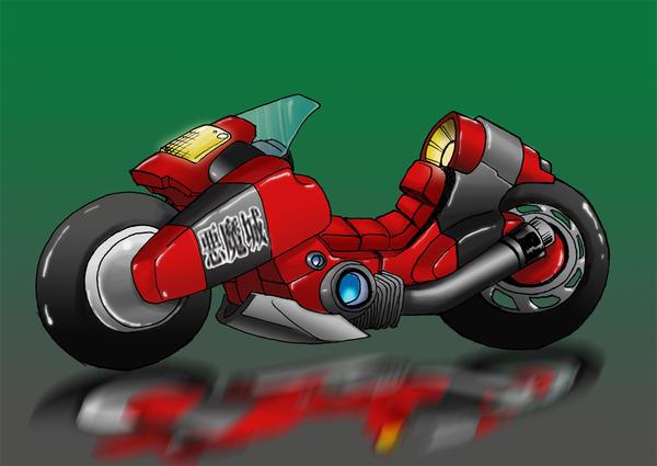 Sho's Bike by Ransak-the-Reject