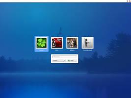 Xubuntu UI design 2 by nucleo