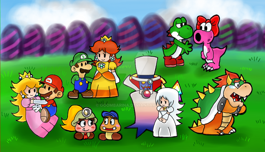 how to catch the yoshi egg in paper mario