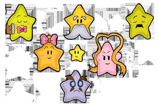 the star spirits by Goombarina