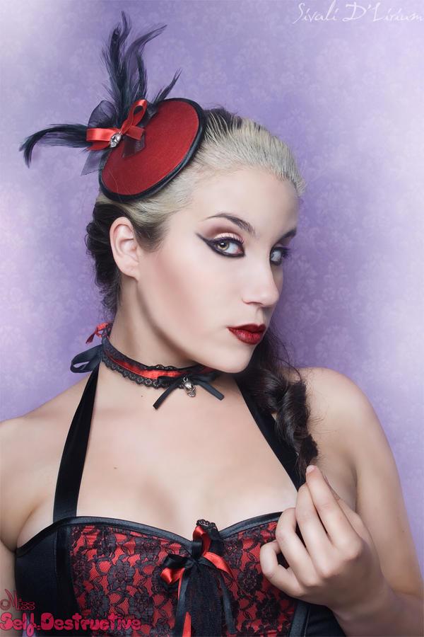 Dentelle Cabaret II by Miss-SelfDestructive