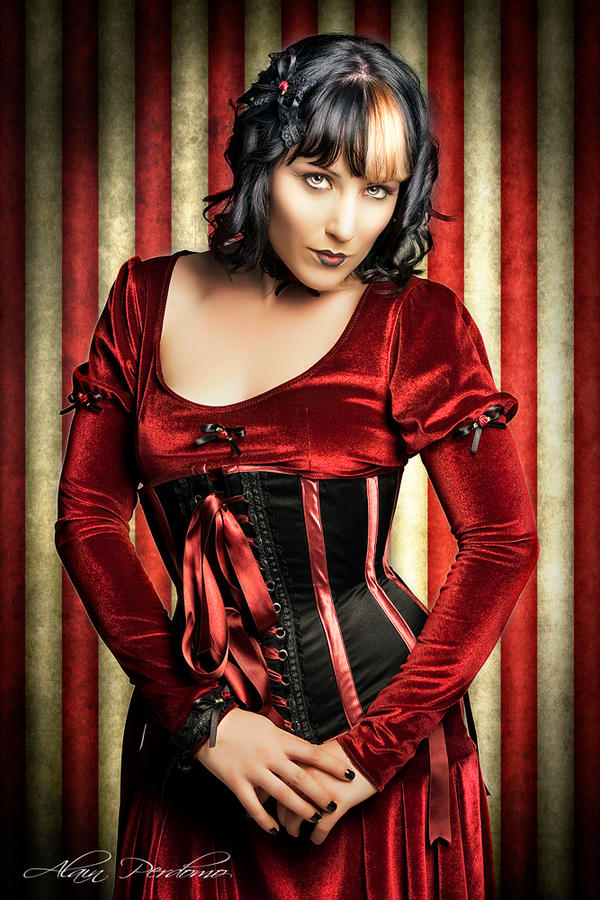 Scarlet Satine I by Miss-SelfDestructive
