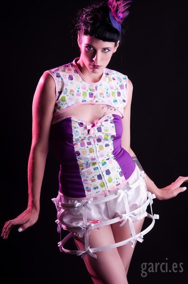Miss Cupcake III by Miss-SelfDestructive