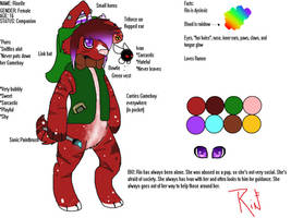 o look a reference sheet by Bad-Doge
