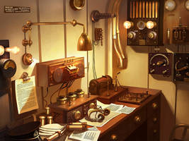 The wireless room by novtilus