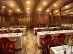 2nd Class Dining Saloon of Titanic
