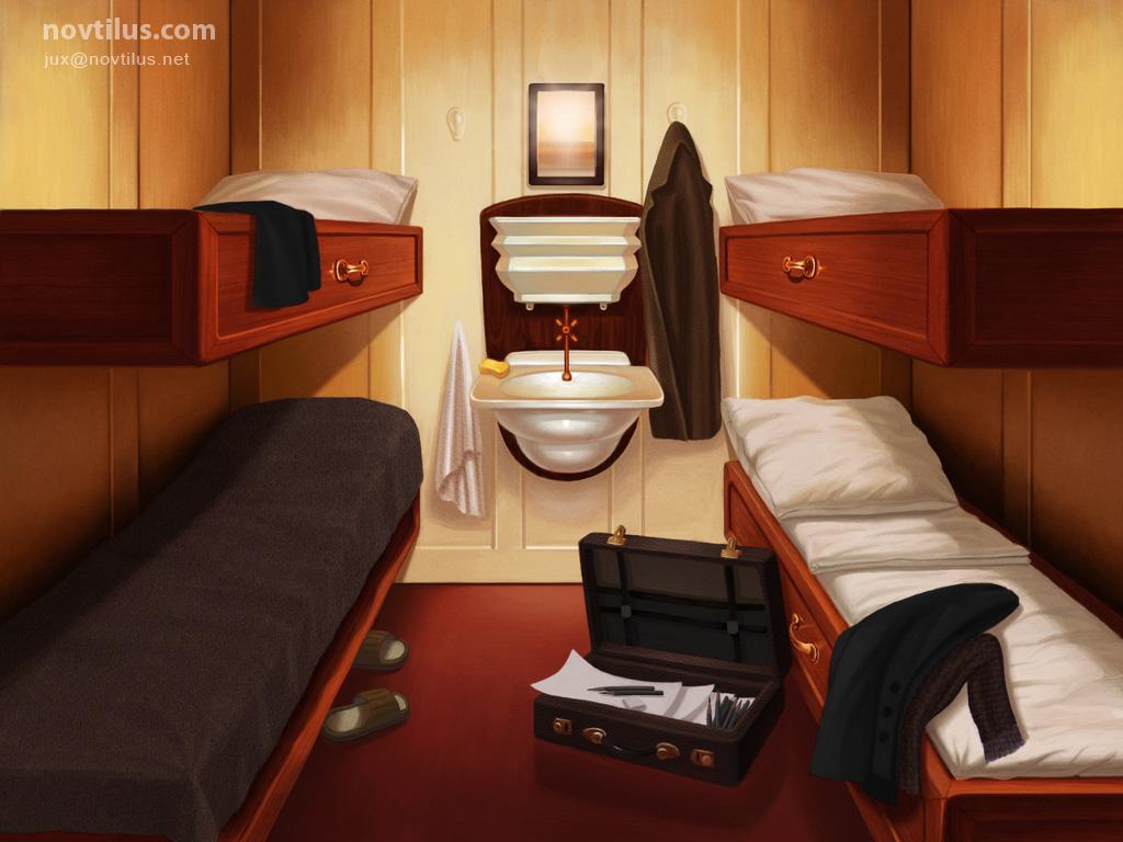 3rd Class Cabin Of Titanic By Novtilus On Deviantart