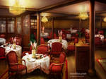 Ala Carte Restaurant of Titanic