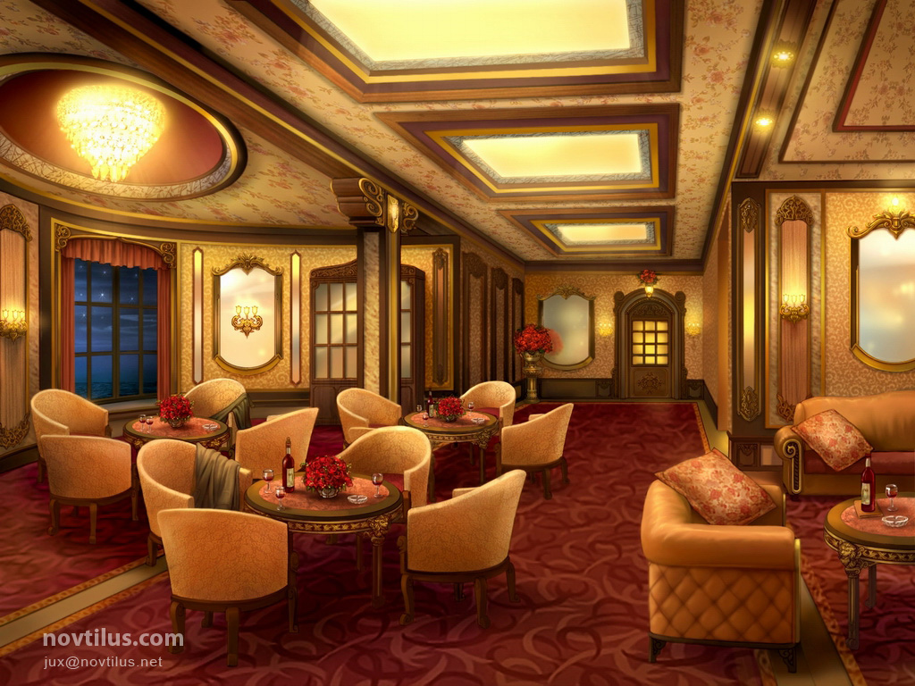 First Class Lounge of Titanic by novtilus. First Class Lounge of Titanic by novtilus on DeviantArt
