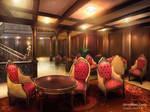 Reception Room of Titanic