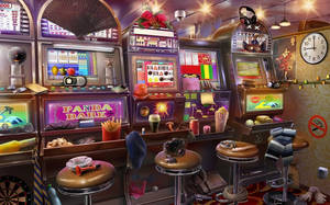 Casino Slot, hidden object game/hopa game by novtilus