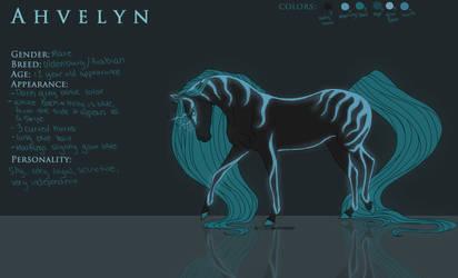 Ahvelyn ref [belongs to TheArtlex] by HevonenStudios