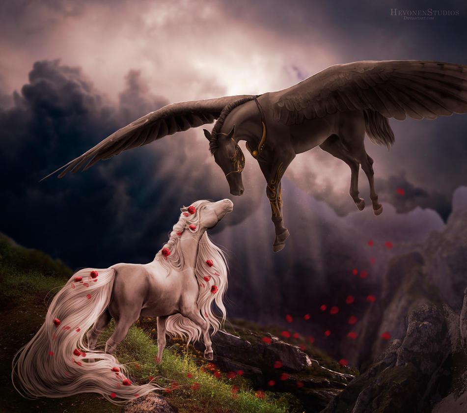 The Creation of Us by HevonenStudios