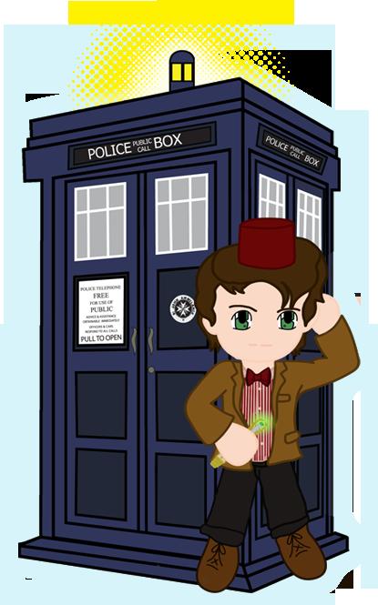 11th Doctor Matt Smith by Soseiru