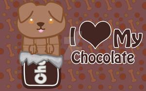 Chocolate Lap Chocolate Bar
