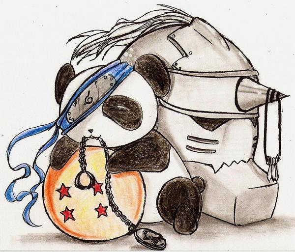 PANDA WUVS By Fullmetal-moonshadow On DeviantArt