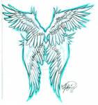 Angel Wings-tattoo