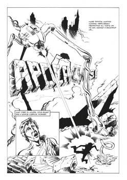 The Survivor-Apocalypse page01