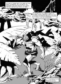 Age of the Cyclops page1