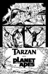Tarzan and the Planet of the Apes