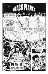 Black Planet - Plan B   Page 1
