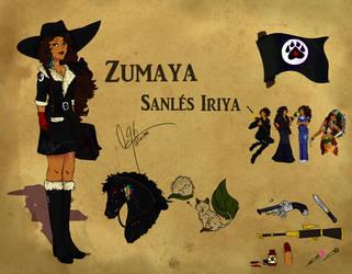 BIO Part 1 Zumaya Sanles Iriya by Octubre1996