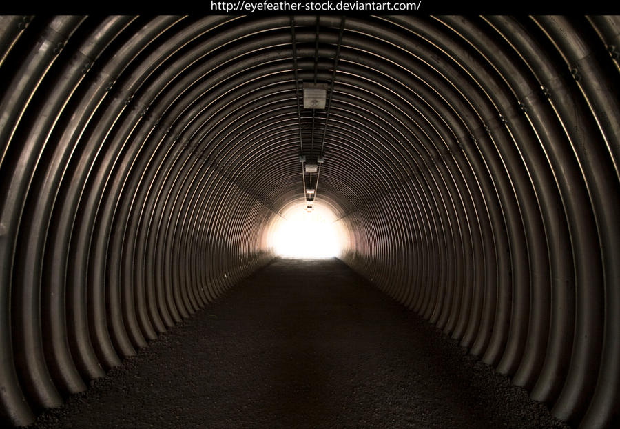 tunnel by eyefeather-stock