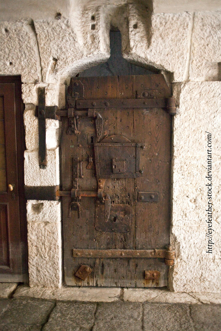 dungeon door by eyefeather-stock ... & dungeon door by eyefeather-stock on DeviantArt