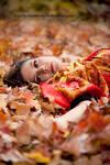 rest red dress