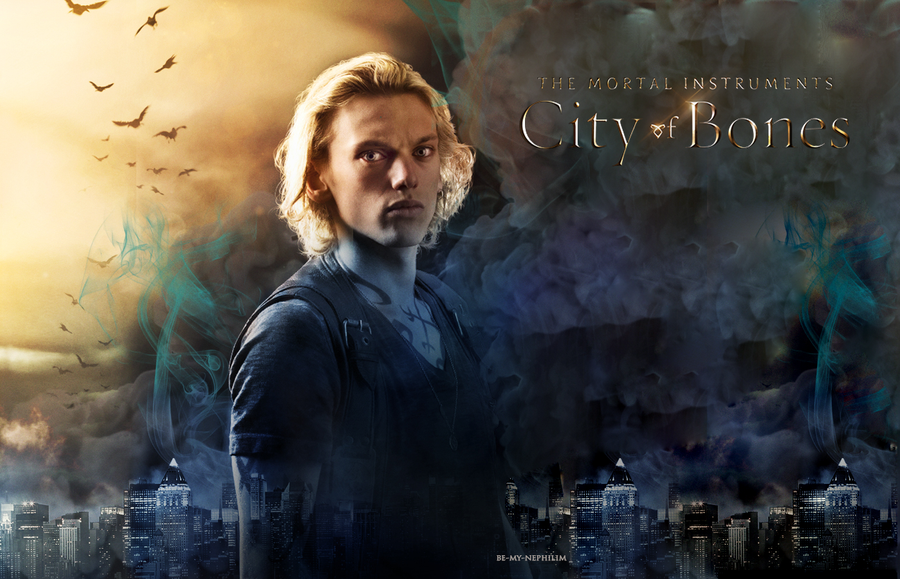 The Mortal Instruments Wallpaper: Jace Wayland by ...