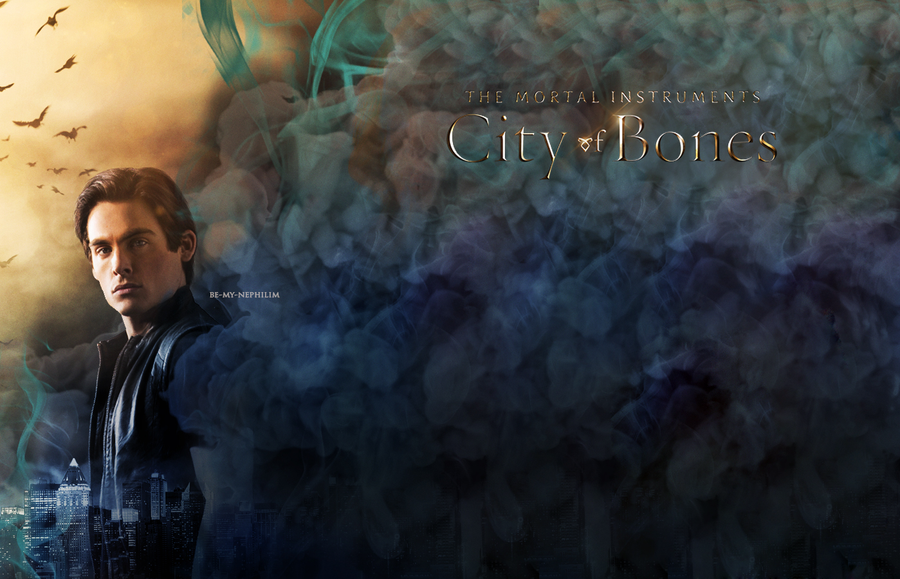 The Mortal Instruments Wallpaper Alec Lightwood By
