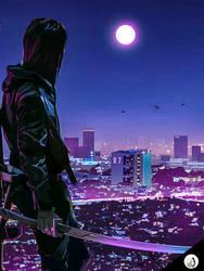 Night City by KOOLAIDMAN100X