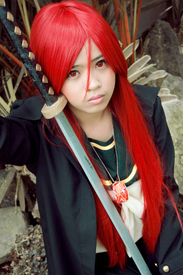 Shakugan no Shana II by Resh44