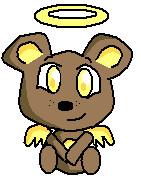 angle teddy by nenogirlygirl