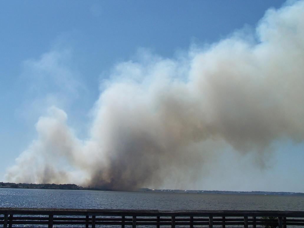 El Jobean Fire by Polly-Stock