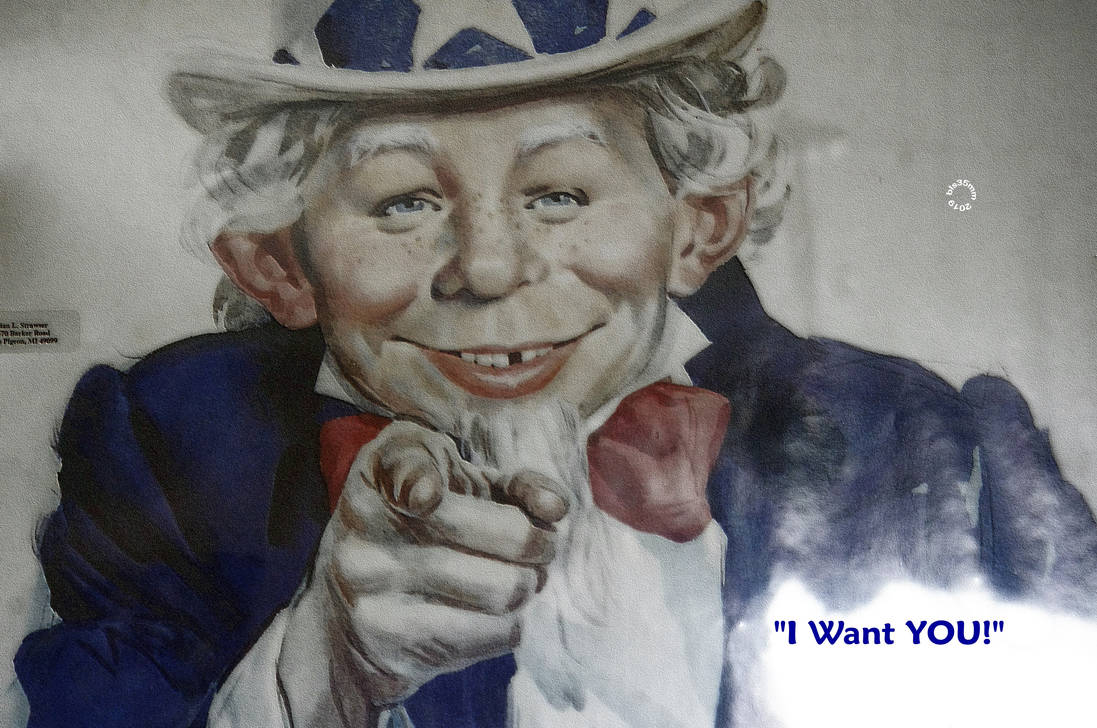 MAD Uncle Sam