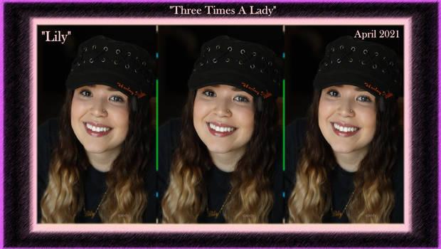 THREE TIMES A LADY