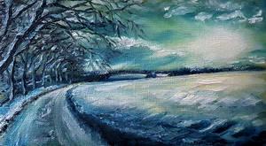 Winter Sun by emilyjhorner