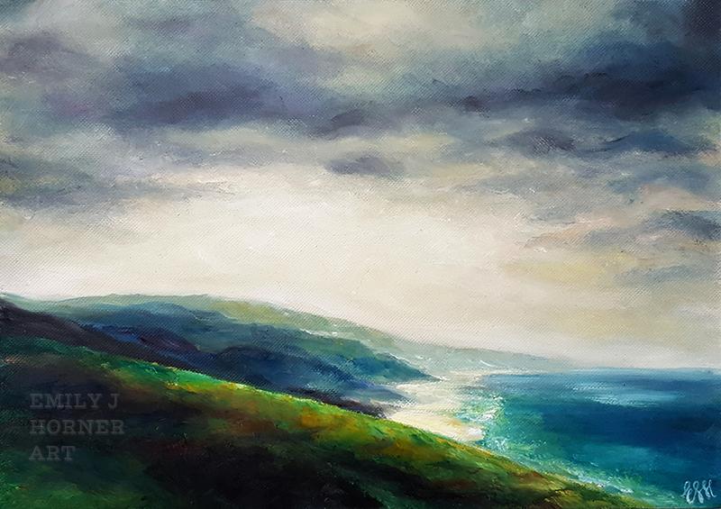 Seascape by emilyjhorner