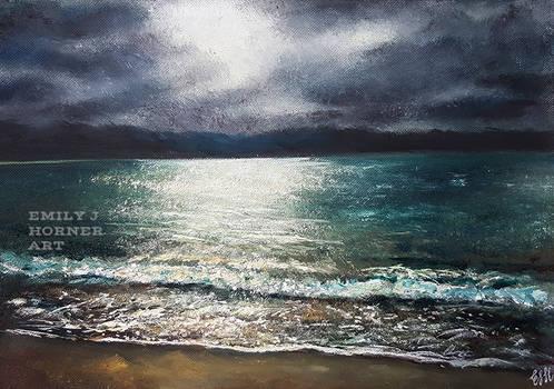 Glistening Seascape