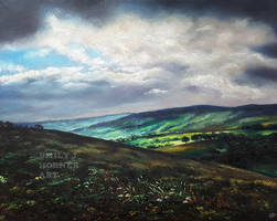 Exmoor Fields 2 by emilyjhorner