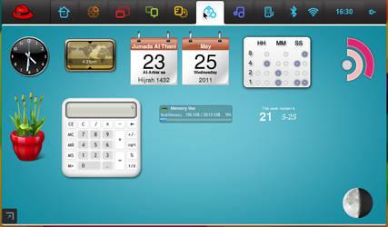 Meego Netbook - Gadgets by aamir-mustafa