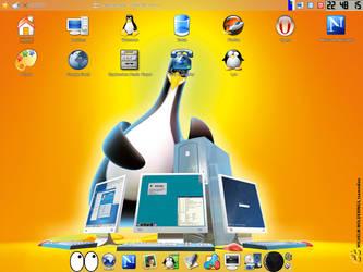My Desktop in 2007 #1 by aamir-mustafa