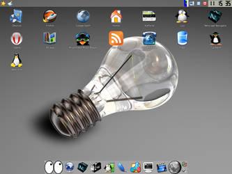 My Desktop in 2007 #3 by aamir-mustafa