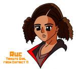 Rue's Portrait